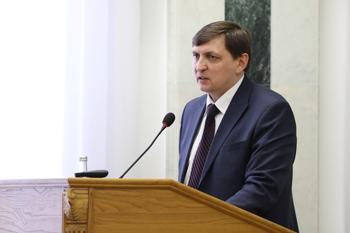 Виталий Волощенко: наша задача — выстроить эффективную работу между аграрными вузами и бизнесом